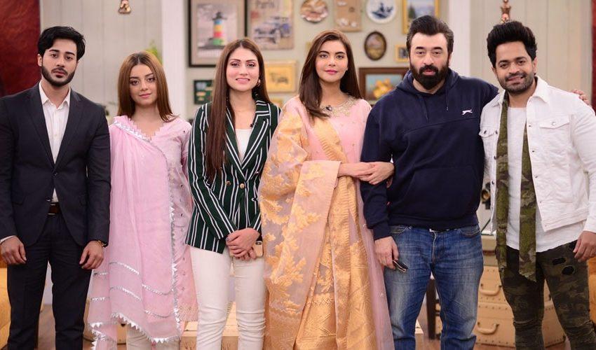 Nida Yasir Invites 'Ye Dil Mera Dushman' Cast: All TESTS POSITIVE of COVID-19