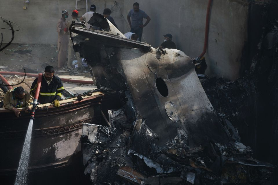 Karachi Plane Crash was Human Error & Pilots Discussing Corona: Initial Investigation Report