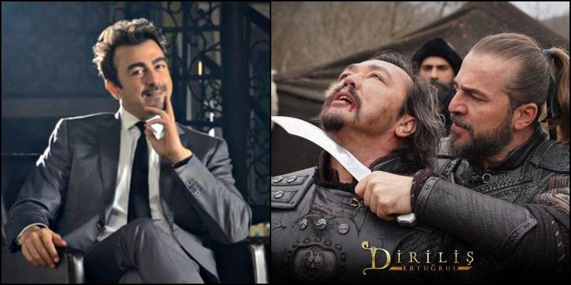 U-Turn By Shaan Shahid as he Declares Dirilis: Ertugrul a Classic Masterpiece