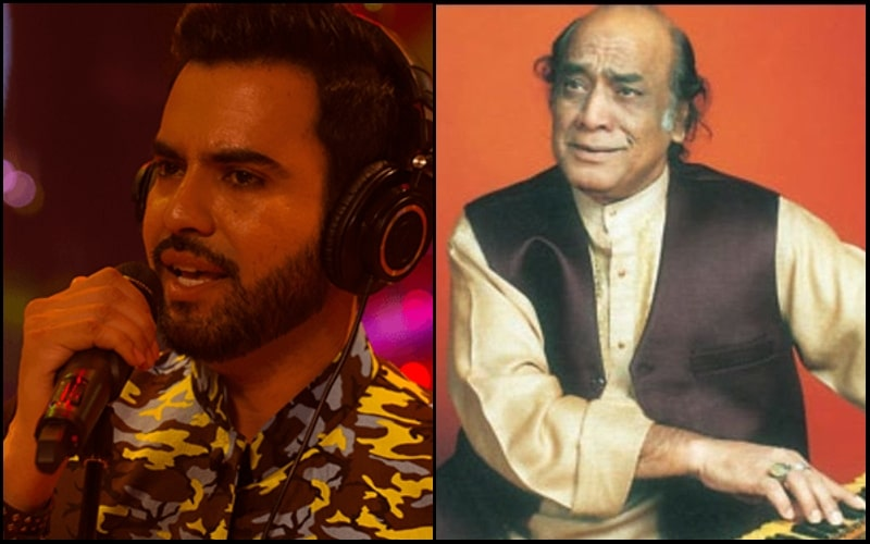 Singer Junaid Khan Pays Justified Tribute to Mehdi Hassan