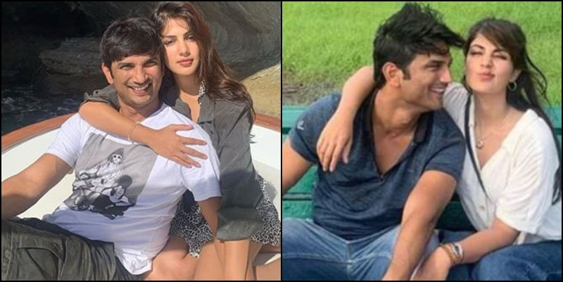 Sushant Singh's Girlfriend Rhea Chakraborty is the Biggest Reason of his Suicide