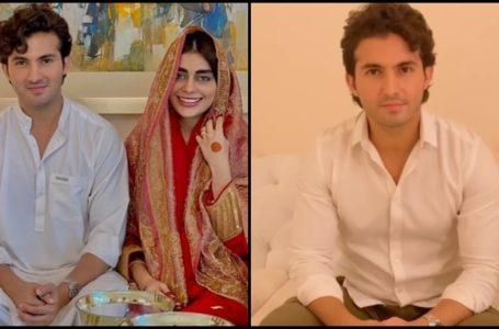 Actor Shahroz Sabzwari DEFENDS Wife Sadaf Kanwal Amid Severe Backlash in Video Message