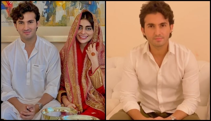 Actor Shahroz Sabzwari DEFENDS Wife Sadaf Kanwal Amid Severe Backlash in Video Message