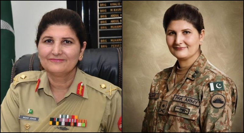 Nigar Johar Became 1st Female Lieutenant General of Pakistan Army: Proud Moment