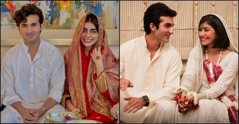 Shahroz Tied Knot with Sadaf Kanwal Months after Divorce with Syra- People are NOT HAPPY