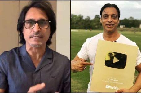 Ramiz Raja Advised Shoaib Akhtar to be in Limits While Criticizing Others on YouTube