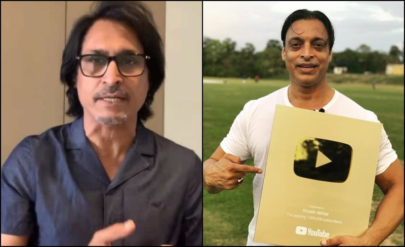Ramiz Raja Advised Shoaib Akhtar to be in Limits While Criticizing Others on YouTube