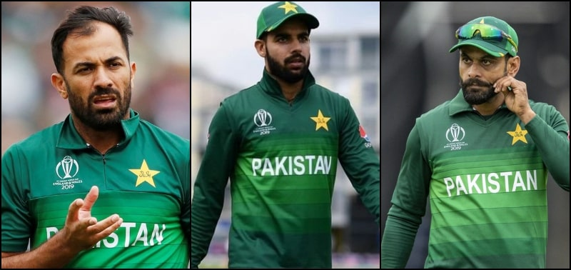 These 10 Pakistani Players Tested Positive for COVID-19 ahead of England Tour