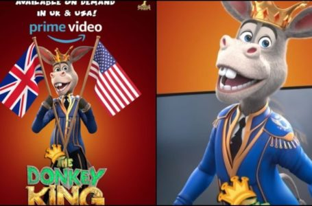 Pakistani Movie Donkey King Gets Amazon Prime Release in English: HUGE ACHIEVEMENT