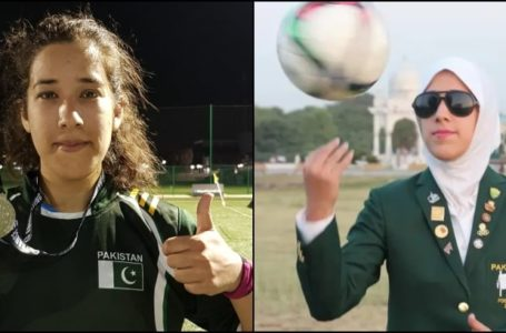 Pakistani Footballer Abiha Haider Makes It Top 30 Most Powerful Muslim Women In Sports: PROUD MOMENT