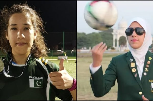 Pakistani Footballer Abiha Haider Makes It Top 30 Most Powerful Muslim Women In Sports