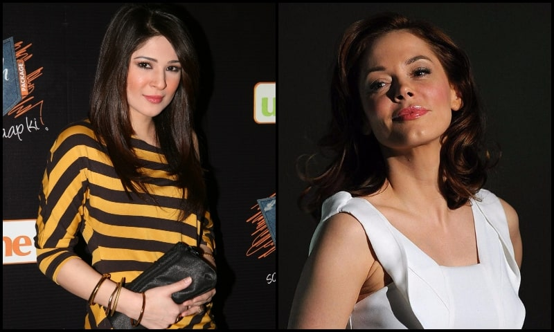 Ayesha Omar Shared her Experience of Sexual Assault Survivor with Rose McGowan
