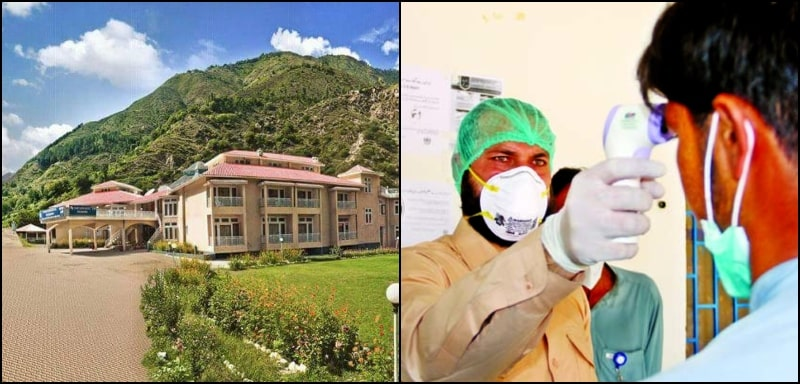 Tourist Hotspots Naran Kaghan and Shogran Sealed after COVID-19 Outbreak