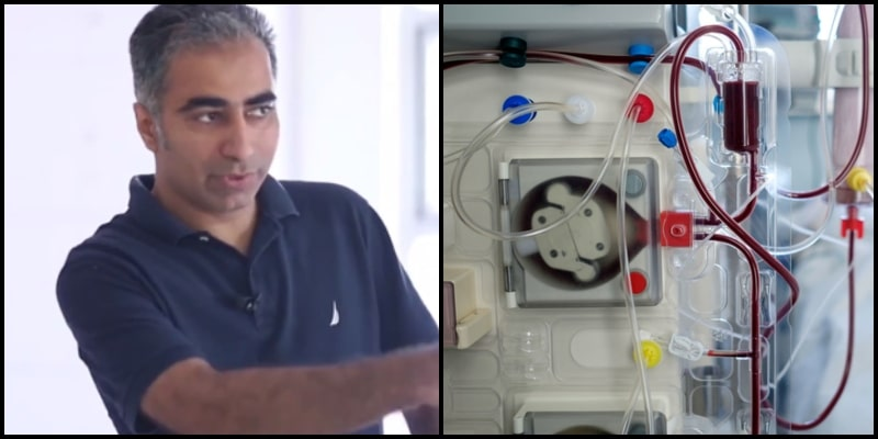 Pakistani-American Farrukh Usman And Team have Developed the 1st Bloodless and Affordable Dialysis Machine