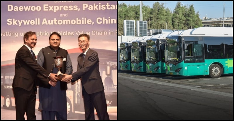 Electric Busses Coming to Pakistan and will Make them in 3 Years