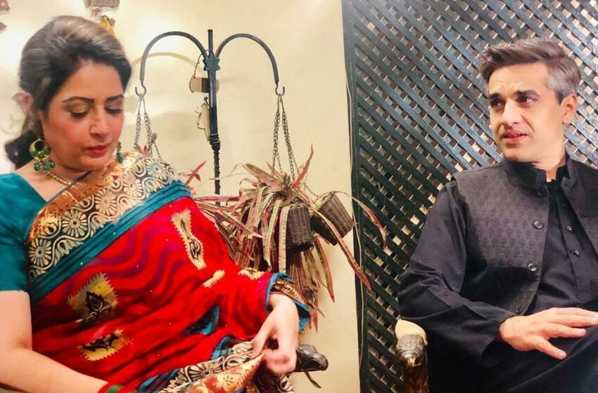 Atiqa Odho Clarifies Her Stance On Omair Rana's Controversy