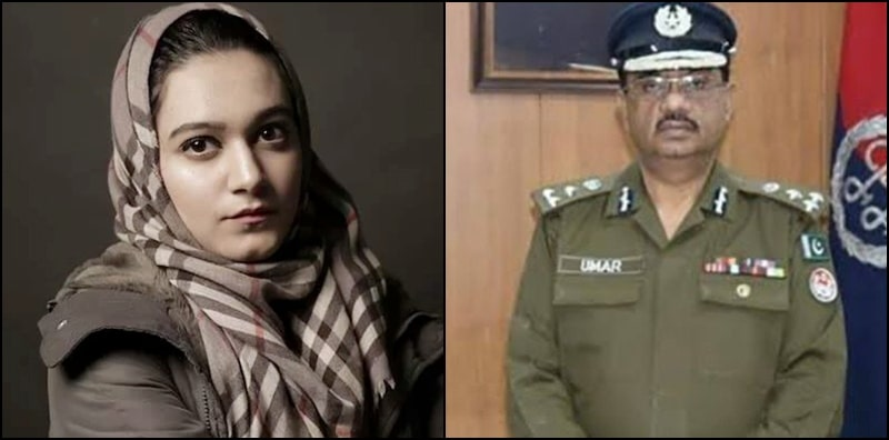 Khadija Siddiqui Schools CCPO Lahore on Misogynistic Statement About Motorway Gang Rape Case