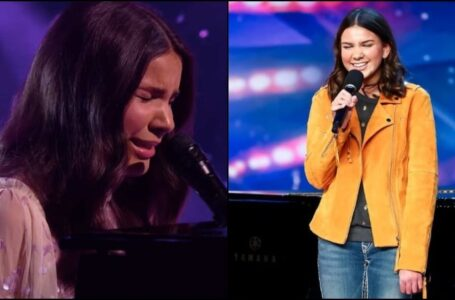 Pakistani Girl Sirine Jahangir Wins Hearts With Superb Performance At Britain's Got Talent