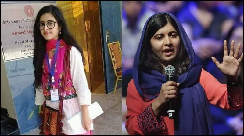 People are Comparing Mahin Baloch with Malala Yousufzai Who is Doing Marvels in Lyari