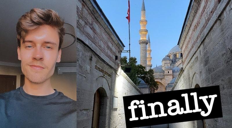 A Jewish YouTube Star Jay Palfrey Converts to Islam: MaShaAllah!