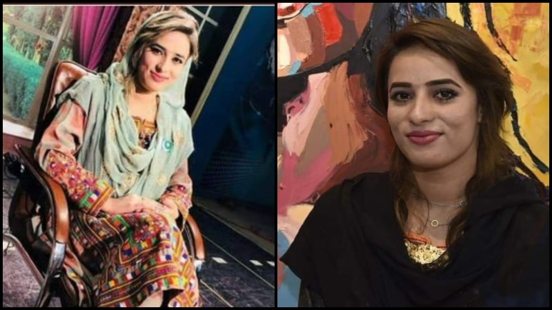 Famous Journalist & Social Activist Shaheena Shaheen Shot Dead In Turbat