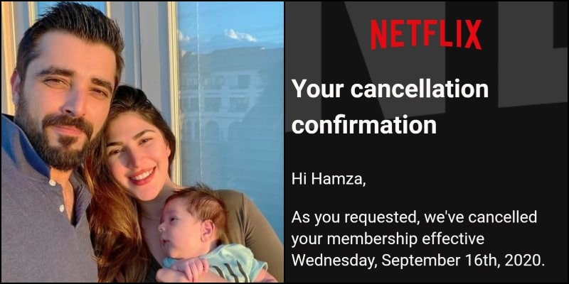 Why You Should Cancel Netflix Subscription like Hamza Ali Abbasi?: Reason Is Grave!