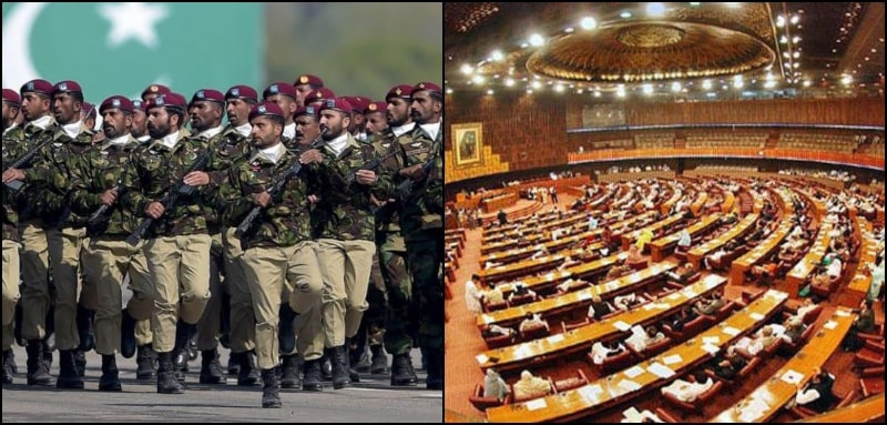 NA Passes a Bill: Intentionally Defaming Armed Forces will land you in Jail
