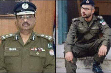 Hardworking Cop Resigns after Lahore CCPO Abuse him for 'Replying in English'
