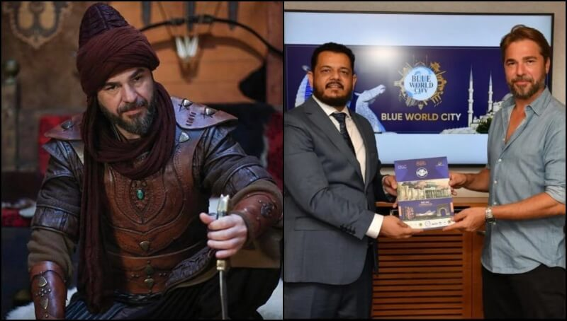 Engin Altan aka Ertugrul Will Visit Pakistan for Inaugration of Mosque in September