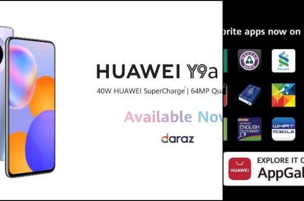 Get World of Apps at Your Fingertips with HUAWEI Y9a AppGallery & Petal Search