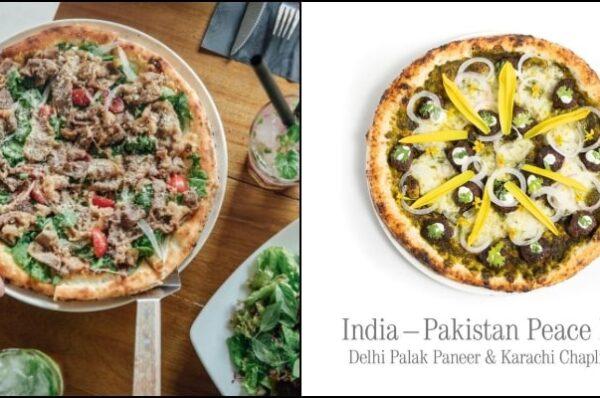 Restaurant in Vietnam Introduces 3 Pizzas Including India Pakistan Flavour