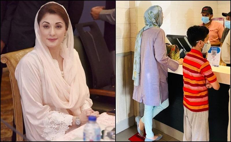 Pakistanis have Turned Maryam Nawaz's Food Ordering at KFC into Hilarious Memes