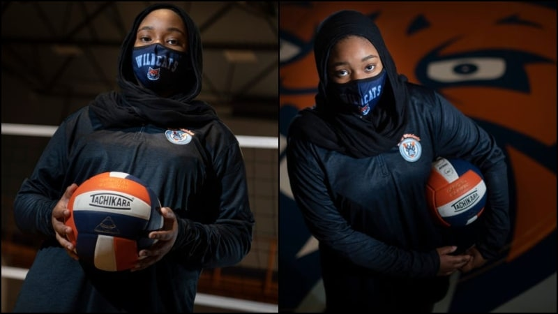 Muslim Athlete Disqualified from Volleyball Match over HIJAB in America