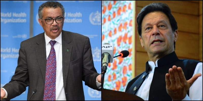 WHO Chief Praises Pakistan for Defeating COVID-19 while Keeping Economy Afloat