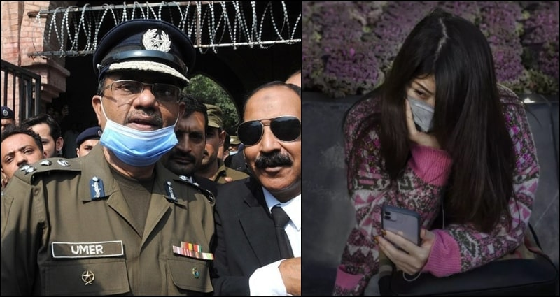 CCPO Lahore Sent Home On Forced Leaves After Leaked Audio Controversy