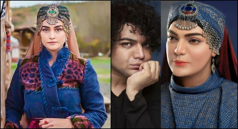 Makeup Artist Shoaib Khan's Tribute to Halime Sultan Will leaves You Breathless