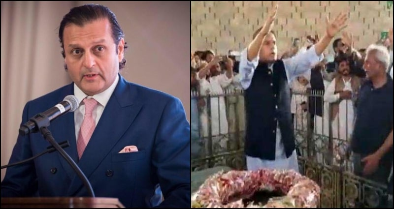 'Quaid e Azam Ko Izzat Do' Allama Iqbal's Grandson Mortifies Dirty Politicians