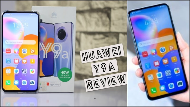 New HUAWEI Y9a is An Impressive All-Rounder with Long Battery Life