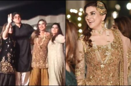Kashmala Tariq's Wedding Dance Video Goes Viral on Social Media