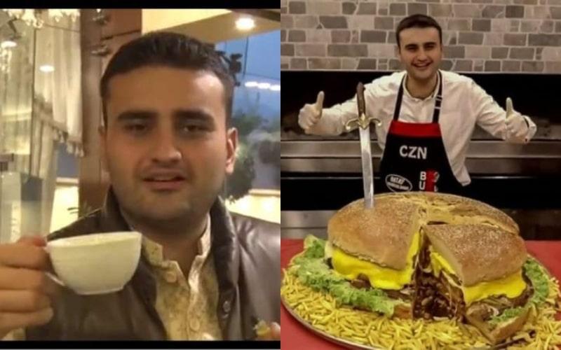 'Pakistani Tea is Fantastic' Famous Turkish Chef Burak Ozdemir Trolls India