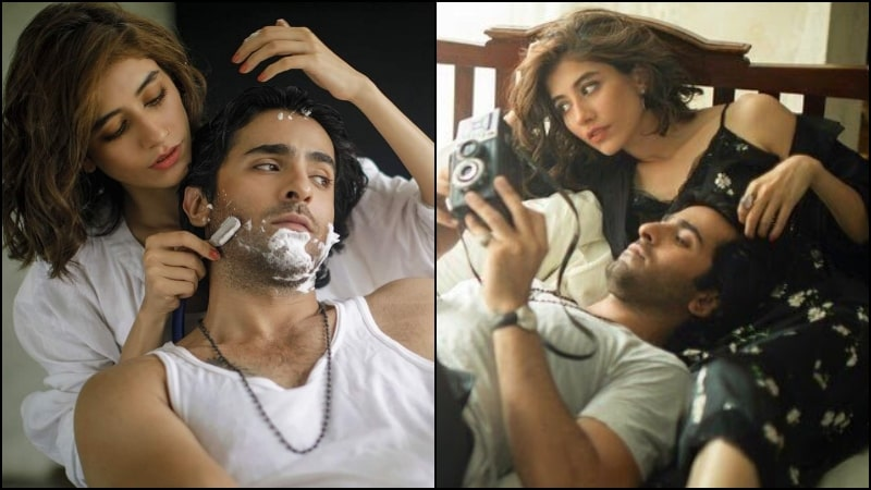Syra Yousuf & Sheheryar Munawar's Latest Photoshoot is Making Rounds on Internet