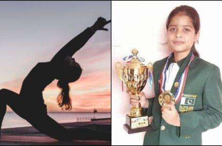 Rose Mary Marks Pakistan Presence in Yoga on the International Stage