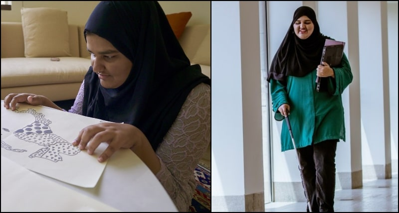 Khansa Maria is First Visually Impaired Pakistani to Become Rhodes Scholar-Elect