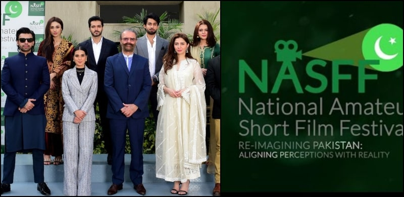 ISPR Introduced NASF Festival To Promote Country's Endowed Young Filmmakers