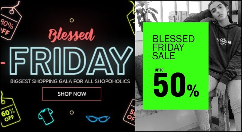 Get Ready as Blessed Friday Sales & Discounts Coming on 27th of November