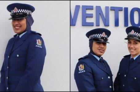 Meet Zeena Ali: New Zealand's 1st Policewoman to Wear Hijab With Uniform