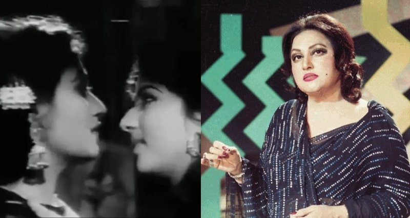 Madam Noor Jahan was LGBT activist?: 'Kissing Another Woman' In Viral Movie Scene