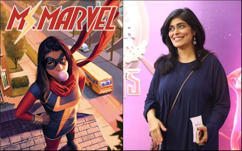 Pakistani Nimra Bucha is Part of Ms Marvel's Cast Alongside Iman Vellani