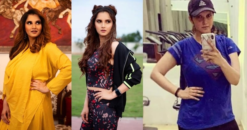 Sania Mirza's Workout Video Gives Fans 'Major Fitness Goals': WATCH IT