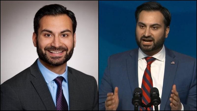 Pakistani Born Ali Zaidi Named as White House Deputy Climate Coordinator